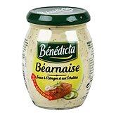 sauce béarnaise bénédicta 260g