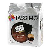 tassimo expresso classic x16 carte noire