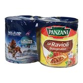 Panzani ravioli sauce bolognaise 400g lot de 2