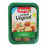 le bon végétale falafels herta 190g