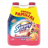 Sunny Delight Energy orange grenadine açaï 2x1.25l
