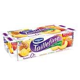 taillefine fruits jaunes danone 8x125g