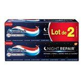 Dentifrice Night Repair Aquafresh