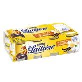 Yaourts vanille La Laitière