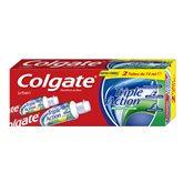 Dentifrice Triple Action COLGATE, 2x75ml