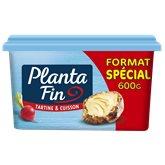 Margarine Tartine & Cuisson demi-sel Planta Fin
