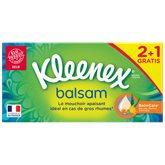 Mouchoirs Balsam Kleenex,KLEENEX,