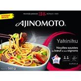 Ajinomoto Nouilles sautées Ajinomoto Yakiniku Boeuf/Oignons - 560g