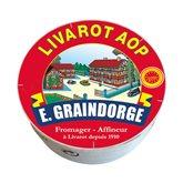 E. Graindorge Livarot Graindorge 3/4 40%mg - 330g