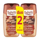 Tahiti Gel douche  S'oublier - 2x250ml