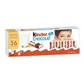 Kinder Chocolat  x3 - 450g