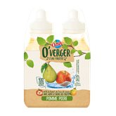 Oasis O'verger Pomme poire - 4x20cl