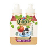 Oasis O'verger Pomme mûre cassis - 4x20cl