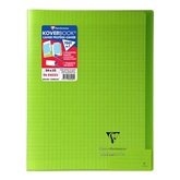 Clairefontaine Cahier Clairefontaine Vert - 96 pages - 24x32cm