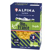 Alpina Savoie Pâtes farfalles  Bio - 500g