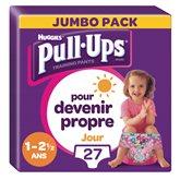 Huggies Culottes Pull-Ups Jour Huggies Fille 1-2.5ans 8/17kg - x27