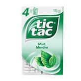 Tic Tac Tic Tac menthe x4 72g