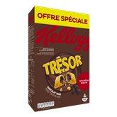 Kellogg's Céréales Trésor Kellogg's Chocolat noir - 750g