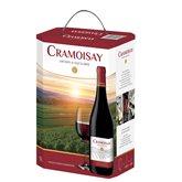 Cramoisay Vin rouge Cramoisay Vin de pays 11.5%vol -  5L