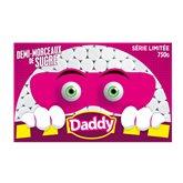 Daddy Sucre en morceaux Daddy Demi-morceaux rond - 750g