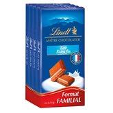Lindt Chocolat au lait Lindt Extra fin - 4x110g