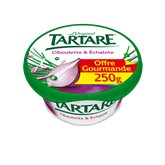Labeyrie Fromage Tartare Echalotte ciboulette - 250g