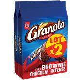 LU Brownie chocolat Granola 2x180g