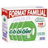 Le Chat Lessive liquide Le Chat Eco-sensitive - 4x2L