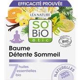 SO'BiO étic Baume détente bio So Bio Etic Sommeil - 40ml