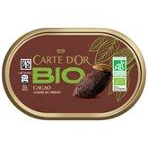 Carte d'Or Crème glacée Carte d'Or Bio Au cacao - 250g