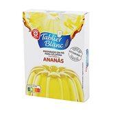Marca Guia Préparation Tablier Blanc Gélatine goût ananas - 2x85g