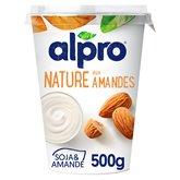 Alpro Dessert végétal soja Alpro Amande - 500g
