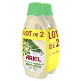 Ariel Lessive liquide Ariel Origine Végétale 2x23 doses - 2x1,54L