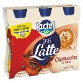 Lactel Caffe Latte Cappuccino Lactel 3x20cl