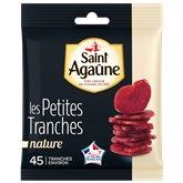 Saint Agaûne Petites tranches Saint-Agaûne Nature - 70g