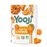 Yooji Purée bébé Bio Yooji Potiron - Dès 4 mois - 480g
