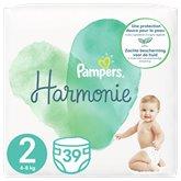 Pampers Changes Bébé Harmonie Pampers T2 - x39