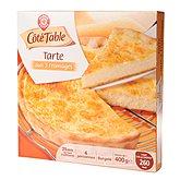 Tarte 3 fromages Côté Table