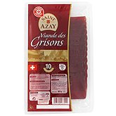 Viande des grisons Saint Azay