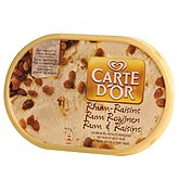 Glace Carte d'Or
