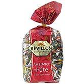 Papillotes chocolat Révillon