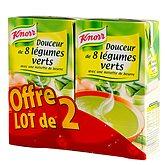 Soupe 8 légumes Knorr