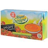 Velouté de tomates Régal Soupe
