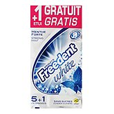 Chewing-gum Freedent white