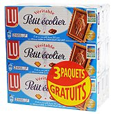 Biscuits Petit Ecolier LU
