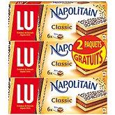 Gâteaux Lu Napolitain Classic