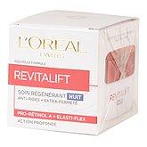 Soin nuit L'Oréal Revitalift