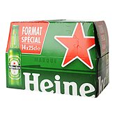Bière blonde Heineken