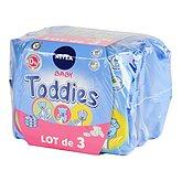 Lingettes Toddies Nivea Baby