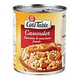 Cassoulet Côté Table